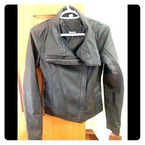 Bench vegan leather jacket xxs